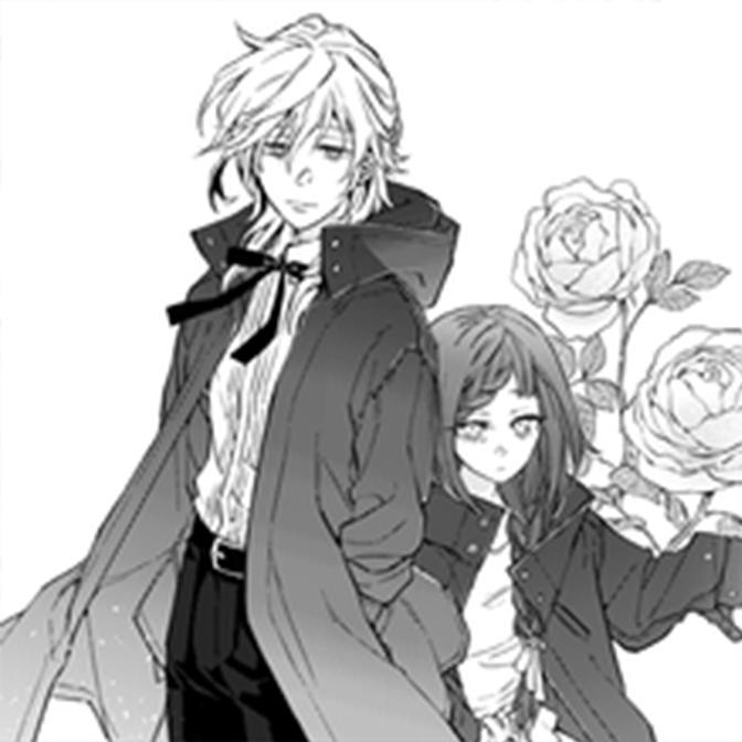 妖精博士と花の蔓