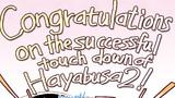 Hayabusa 2 Successful Touchdown